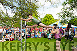 Entertainment at Feile na mBlath Park Festival in Tralee Town Park  on Saturday