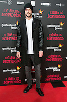 Luis Fernandez attend the Premiere of the movie &quot;El club de los incomprendidos&quot; at callao Cinema in Madrid, Spain. December 1, 2014. (ALTERPHOTOS/Carlos Dafonte) /NortePhoto<br />