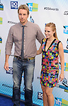 SANTA MONICA, CA - AUGUST 19: Dax Shepard and Kristen Bell  arrive at the 2012 Do Something Awards at Barker Hangar on August 19, 2012 in Santa Monica, California. /NortePhoto.com....**CREDITO*OBLIGATORIO** ..*No*Venta*A*Terceros*..*No*Sale*So*third*..*** No Se Permite Hacer Archivo**