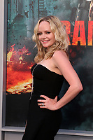 "LOS ANGELES - APR 4:  Marley Shelton at the ""Rampage"" Premiere at Microsoft Theater on April 4, 2018 in Los Angeles, CA"