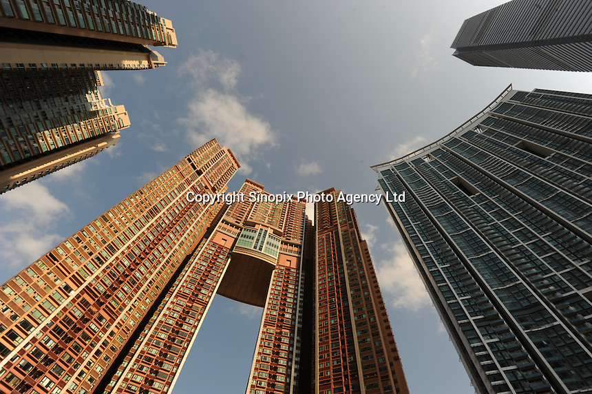 The Arch is an 81-floor 231 metre (758 feet) tall skyscraper completed in 2006 located in the development centre of Union Square, Kowloon, Hong Kong.  The Arch is one of Hong Kong's most expensive residences..