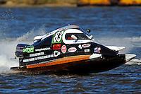 Milo Degugas, (#83) (SST-45 class) Jimmy Robb (#31)