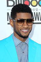 Usher at the 2012 Billboard Music Awards held at the MGM Grand Garden Arena on May 20, 2012 in Las Vegas, Nevada. © mpi28/MediaPUnch Inc.