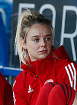 Mollie Green of Sheffield Utd during the The FA Women's Championship match at the Proact Stadium, Chesterfield. Picture date: 12th January 2020. Picture credit should read: Simon Bellis/Sportimage