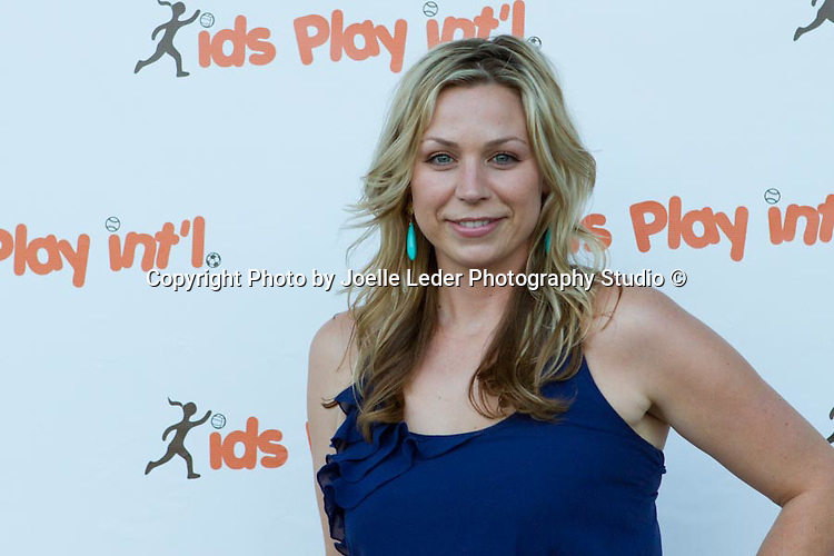 &quot;Kids Play International&quot; Fundraising Event Premiere<br /> Tracy Evans, 3x Olympian <br /> 3-21-2012 / Shade Hotel / Manhattan Beach, CA / Athletic Source Casting / Photo by Joelle Leder Photography Studio &copy;