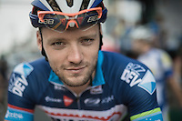 2015 race winner Robin Stenuit (BEL/Wanty - Groupe Gobert) at the start<br /> <br /> 91th Schaal Sels 2016