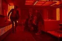 Escape Room (2019) <br /> Jay Ellis, Taylor Russell, Nick Dodani, Deborah Ann Woll &amp; Logan Miller<br /> *Filmstill - Editorial Use Only*<br /> CAP/MFS<br /> Image supplied by Capital Pictures