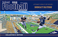 2018 Bobcat Football Magazine — Review & Preview
