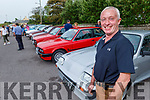 Paul Horan from Ballymac at the Vintage Car run in Churchill on Saturday.