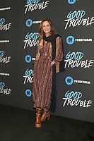 "LOS ANGELES - JAN 8:  Diane Farr at the ""Good Trouble"" Premiere Screening at the Palace Theater on January 8, 2019 in Los Angeles, CA"