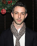 Jeremy Strong attending the Opening Night After Party for the Playwrights Horizons World Premiere Production of 'The Great God Pan' at Heartland Brewery in New York City on December 18, 2012