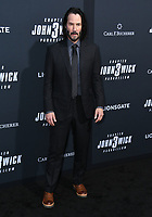 "15 May 2019 - Hollywood, California - Keanu Reeves. ""John Wick: Chapter 3 - Parabellum"" Special Screening Los Angeles held at the TCL Chinese Theatre.     <br /> CAP/ADM/BT<br /> ©BT/ADM/Capital Pictures"