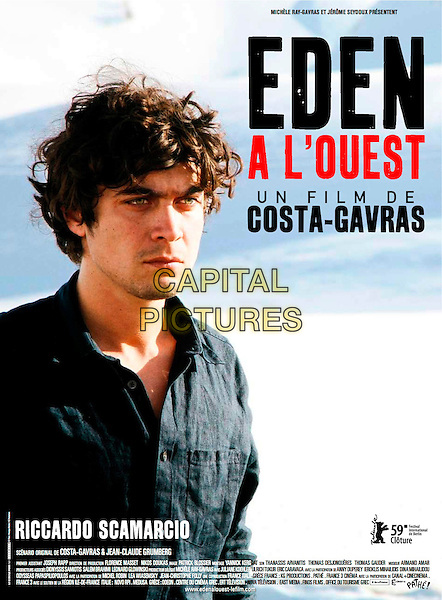FRENCH POSTER ART.in Eden Is West (Eden à l'Ouest).*Filmstill - Editorial Use Only*.CAP/FB.Supplied by Capital Pictures.