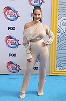 11 August 2019 - Hermosa Beach, California - Nikki Bella. FOX's Teen Choice Awards 2019 held at Hermosa Beach Pier. <br /> CAP/ADM/PMA<br /> ©PMA/ADM/Capital Pictures