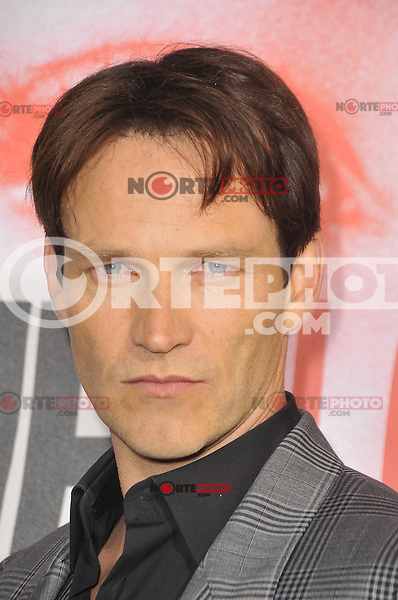 Stephen Moyer at HBO's 'True Blood' Season 5 Los Angeles premiere at ArcLight Cinemas Cinerama Dome on May 30, 2012 in Hollywood, California. © mpi35/MediaPunch Inc.
