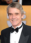 Jeremy Irons attends The 20th SAG Awards held at The Shrine Auditorium in Los Angeles, California on January 18,2014                                                                               © 2014 Hollywood Press Agency