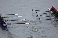 Crew: 213   Lady Eleanor Holles Boat Club   W J16 8+<br /> Crew: 211   Headington School Oxford Boat Club   W J16 8+<br /> <br /> Schools' Head of the River 2018<br /> <br /> To purchase this photo, or to see pricing information for Prints and Downloads, click the blue 'Add to Cart' button at the top-right of the page.