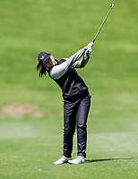 Rose Zheng during the Charles Tour Augusta Funds Management Ngamotu Classic, Ngamotu Golf Course, New Plymouth, New Zealand, Thursday 12 October 2017.  Photo: Simon Watts/www.bwmedia.co.nz