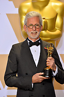 Frank Stiefel at the 90th Academy Awards Awards at the Dolby Theartre, Hollywood, USA 04 March 2018<br /> Picture: Paul Smith/Featureflash/SilverHub 0208 004 5359 sales@silverhubmedia.com
