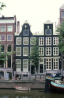 Amsterdam: Keizersgracht--Nos. 68 & 66, a matched set. Photo '87.