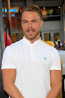 """LOS ANGELES - SEP 5:  Derek Hough at the """"It"""" Premiere at the TCL Chinese Theater IMAX on September 5, 2017 in Los Angeles, CA"""