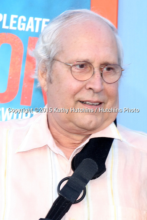 """LOS ANGELES - JUL 27:  Chevy Chase at the """"Vacation"""" Premiere at the Village Theater on July 27, 2015 in Westwood, CA"""