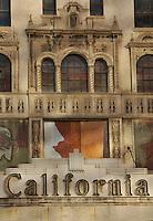 Old hotel California, San Diego.