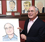 Todd Haimes attends the Todd Haimes' Sardi's Caricature Unveiling at Sardi's  on June 7, 2017 in New York City.
