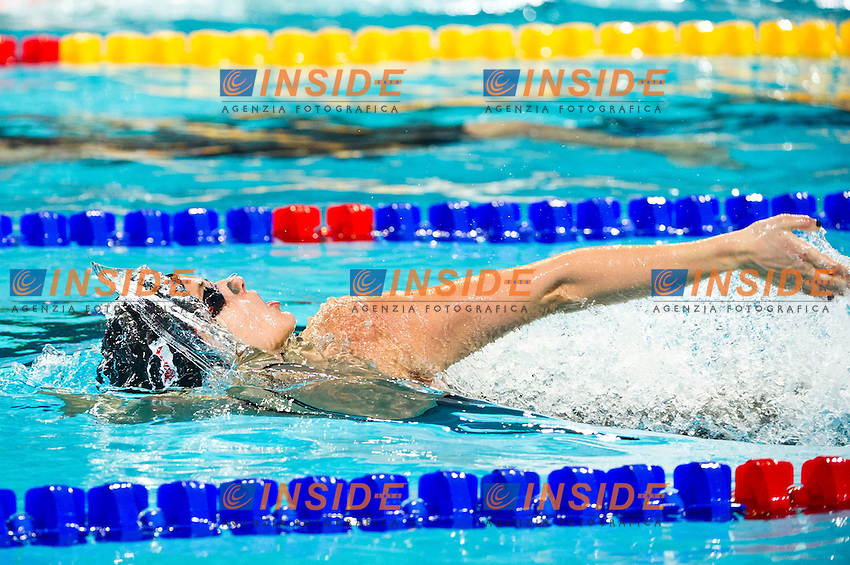 BARBIERI Arianna ITA.Women's 100m Backstroke.FINA World Short Course Swimming Championships.Istanbul Turkey 12 - 16 Dec. 2012.Day 01.Photo G.Scala/Deepbluemedia/Inside