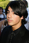 UNIVERSAL CITY, CA. - September 14: Musician Joe Jonas of The Jonas Brothers arrives at The City of Hope Benefit Concert at Gibson Amphitheater on September 14, 2008 in Universal City, California.