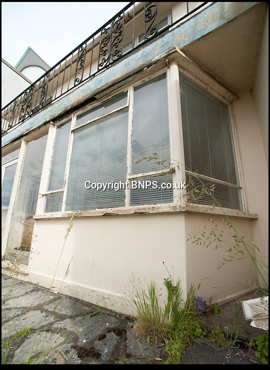 BNPS.co.uk (01202) 558833<br /> Picture: Peter Willows<br /> <br /> This run-down house in desperate need of repair has sold for nearly &pound;3.5million to set a record for the millionaire's resort of Sandbanks. The price paid for the shabby home on the sandy peninsular in Poole, Dorset, equates to &pound;1,725 per square foot. But the unnamed couple who have bought the pile are more interested in the two-way views of picturesque Poole Harbour from the front and the sea to the rear. The property is one of the last of its type on the exclusive peninsula that has yet to be bought up and developed.<br /> <br /> Sandbanks is rated at the fifth most expensive location in the world to buy property, with only Manhatten, Tokyo, Hong Kong and London ahead of it. Estate agents have described the deal as a 'sensible price'.