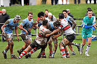 College Rugby - Scots College v Napier Boys High School at Scots College, Wellington, New Zealand on Tuesday 5 June 2018.<br /> Photo by Masanori Udagawa. <br /> www.photowellington.photoshelter.com