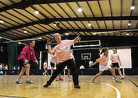 17th November 2013; She's Ace - Women in handball event, Breaffy House Sports Arena, Castlebar, Co Mayo. Picture credit: Tommy Grealy/actionshots.ie.
