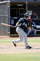 Bennett Billingsley -  Seattle Mariners - 2009 spring training.Photo by:  Bill Mitchell/Four Seam Images