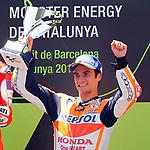 Gran Premi Monster Energy de Catalunya 2017.<br /> Moto GP Race.<br /> Dani Pedrosa.