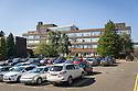 Falkirk Council, Municipal Buildings, West Bridge Street, Falkirk.... Pic showing the main administration block.