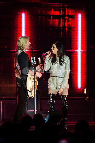LAS VEGAS, NV - December 4, 2015: ***HOUSE COVERAGE*** Little Big Town at The Joint at Hard Rock Hotel & Casino in Las vegas, NV on December 4, 2015. Credit: GDP Photos/ MediaPunch