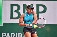 Sloane Stephens of USA during Day 7 of the French Open 2018 on June 2, 2018 in Paris, France. (Photo by Dave Winter/Icon Sport)