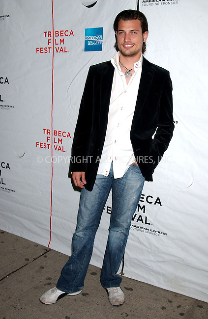 WWW.ACEPIXS.COM . . . . .....May 4, 2007. New York City.....Actor Roberto Urbinat arrives at the Tribeca Film Festival Premiere of 'Towards Darkness' at the AMC Village 7 theater...  ....Please byline: Kristin Callahan - ACEPIXS.COM..... *** ***..Ace Pictures, Inc:  ..Philip Vaughan (646) 769 0430..e-mail: info@acepixs.com..web: http://www.acepixs.com