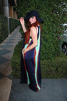 Phoebe Price<br /> Street Sighting, Sherman Oaks, CA 03-15-15<br /> David Edwards/DailyCeleb.com 818-249-4998
