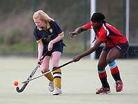 Brentwood HC Ladies 3rd XI vs Romford HC Ladies 24-01-09