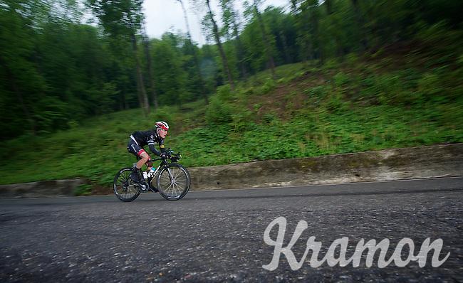 Giro d'Italia stage 15.Lecco-Pian del Resinelli: 169km.