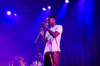 AUG 07 Azekel performing at Nile Rodgers' Meltdown