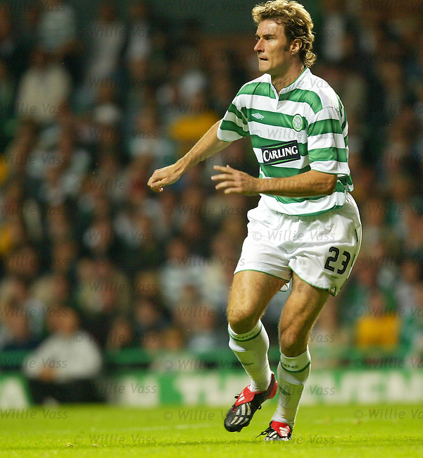 Stanislav Varga, Celtic.Stock season 2003-04..pic willie vass