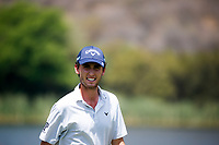 Renato Paratore (ITA) during the 3rd round at the Nedbank Golf Challenge hosted by Gary Player,  Gary Player country Club, Sun City, Rustenburg, South Africa. 10/11/2018 <br /> Picture: Golffile | Tyrone Winfield<br /> <br /> <br /> All photo usage must carry mandatory copyright credit (&copy; Golffile | Tyrone Winfield)