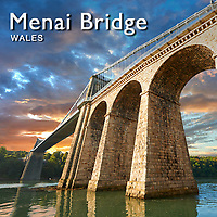 Menai Bridge Wales Images, Pictures & Photos
