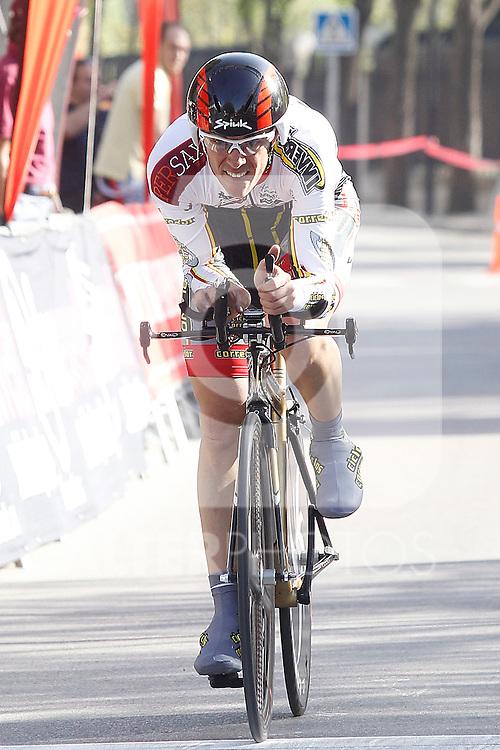 224 Pablo Munoz Ciclos Corredor cri master . (ALTERPHOTOS/ACERO)