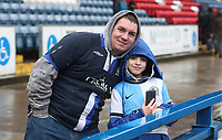 Fans pre match<br /> <br /> Photographer Rachel Holborn/CameraSport<br /> <br /> The EFL Sky Bet Championship - Blackburn Rovers v Preston North End - Saturday 18th March 2017 - Ewood Park - Blackburn<br /> <br /> World Copyright &copy; 2017 CameraSport. All rights reserved. 43 Linden Ave. Countesthorpe. Leicester. England. LE8 5PG - Tel: +44 (0) 116 277 4147 - admin@camerasport.com - www.camerasport.com