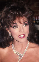 Joan Collins 1988<br /> Photo By Adam Scull/PHOTOlink.net