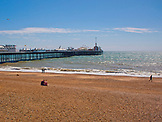 ENGLAND, Brighton, a seaside story, The Beach and The Old Pier